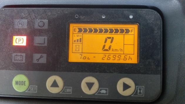 編號2137 小松 KOMATSU FB09RS-14 電動堆高機 5