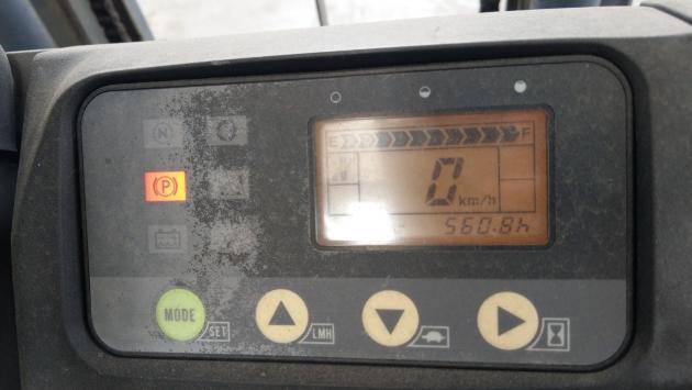 編號2139 小松 KOMATSU FB10M-12 電動堆高機 5